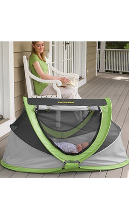 PeaPod Plus Baby Travel Bed